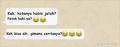Seperti Ini Kocaknya Chat Emak-Emak Pas Pertama Kali Memakai WhatsApp