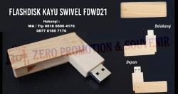 WOW Keren!!! Barang Promosi USB Flash Disk kayu - Souvenir Flashdisk Termurah dan Unik