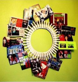 Frame Foto DIY Keren yang Bisa Kamu Bikin di Rumah