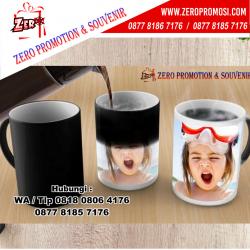 video mug berubah warna | cetak mug bunglon (magic mug/ ajaib)