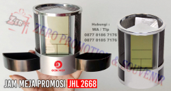 Video Jual Barang Promosi Jam Meja JHL 2668