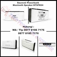 WOW Keren!!! Souvenir Power Bank – Wireless and Bluetooth Speaker