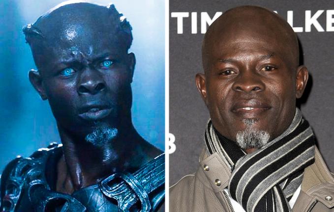 Sosok jahat dan menyeramkan yang ada di Film Guardian of The Galaxy ini adalah Korath, dibintangi oleh aktor bernama Djimon Hounsou.